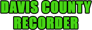 Davis Country Recorder